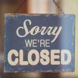 Zwembad gesloten tot en met zondag 12 mei.