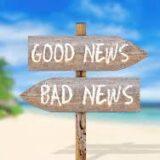 Zwem4daagse: goed én minder goed nieuws